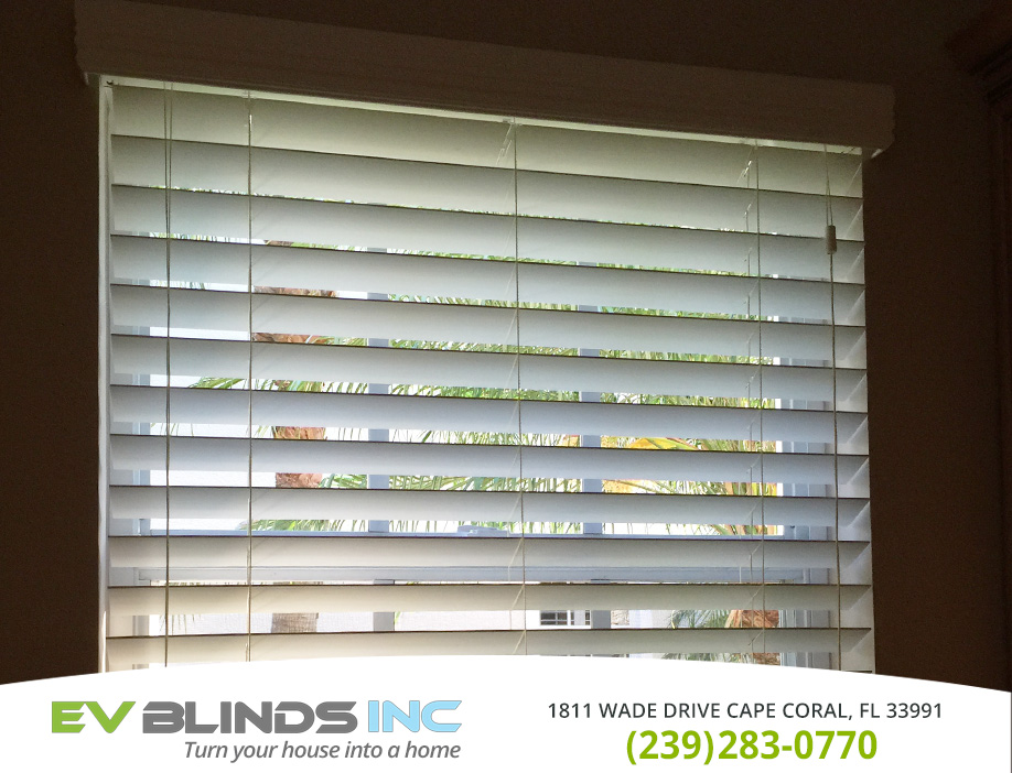 3 Inch Blinds in and near Cape Coral Florida