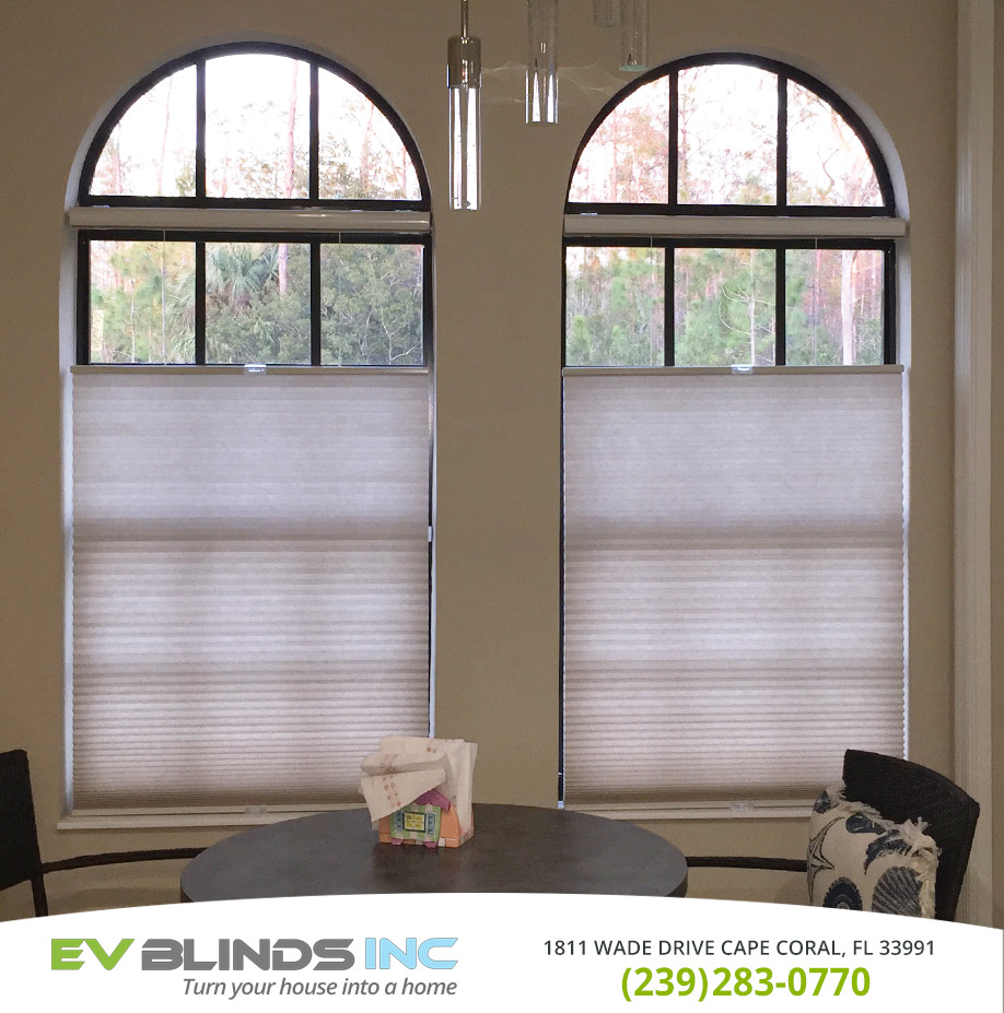 Cellular Blinds in and near Cape Coral Florida