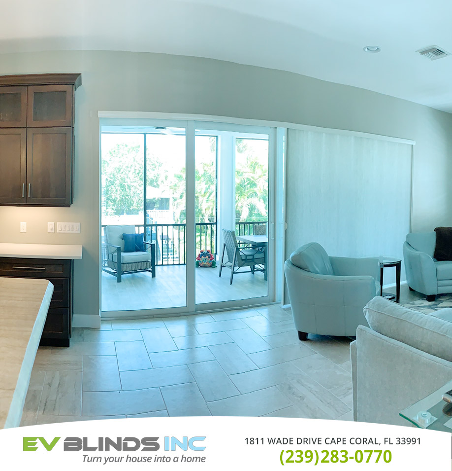 Residential Blinds in and near Cape Coral Florida