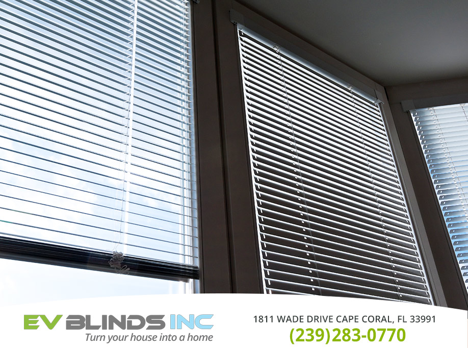 Venetian Blinds in and near Cape Coral Florida